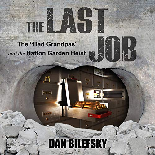 The Last Job cover art
