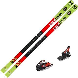 Volkl 2019 Racetiger Speedwall GS R WC 30 Skis W/Marker Race Xcell 18 Bindings