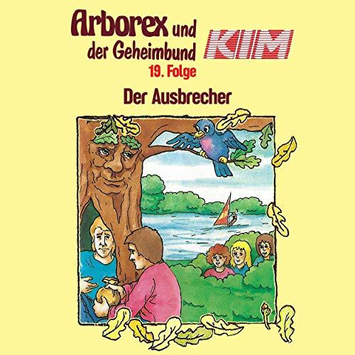 Der Ausbrecher audiobook cover art