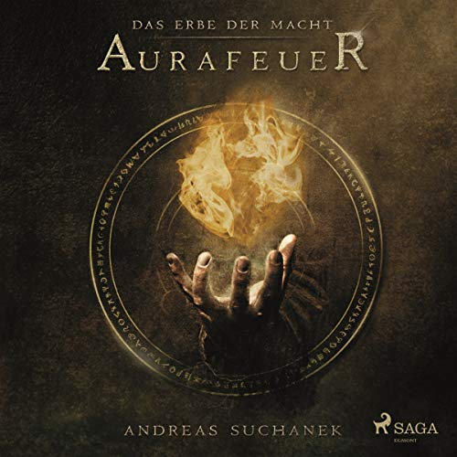 Aurafeuer audiobook cover art