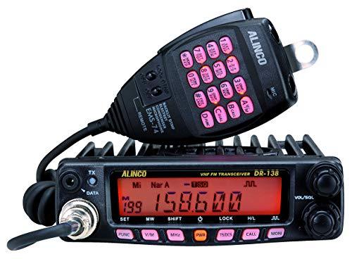 Alinco DR-138HE draadloze ontvanger VHF