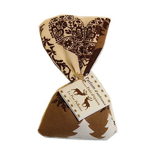 LE PERE PELLETIER - Pochon Cailloux Parfumé Pain d'Epices
