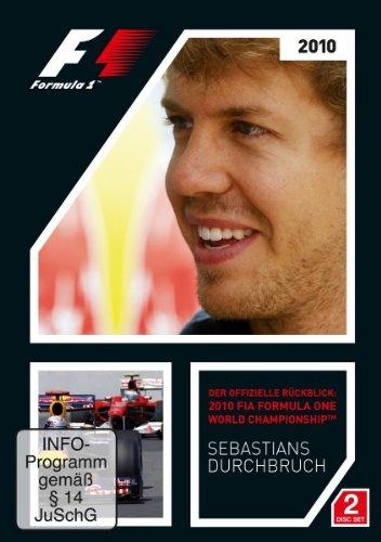 Formel 1 - Review 2010 (offizieller Rückblick) [2 DVDs]