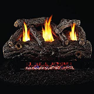 Amazon Com Vent Free Gas Logs Stove Fireplace Accessories