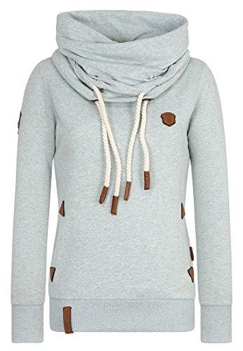 Naketano Damen Sweater Unterfickte Alte Sweater