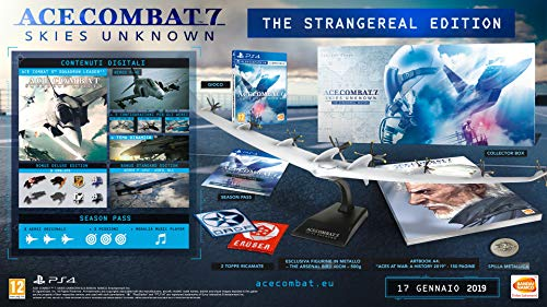 Ace Combat 7: Skies Unknown - The Strange Real Edition