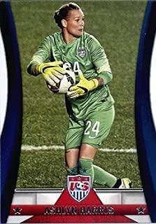 2015 Panini USA #6 Ashlyn Harris Women's Soccer Card
