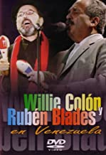 Willie Colon y Ruben Blades en Venezuela