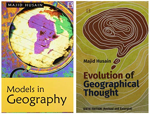 Models in Geography + Evolution of Geographical Thought (Set of 2 books)
