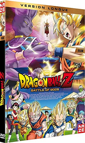 Dragon Ball Z: Battle of Gods [Version Longue]