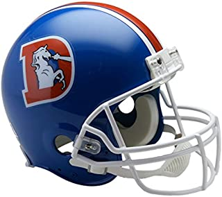 Denver Broncos 75-96 Officially Licensed Authentic Throwback Football Helmet