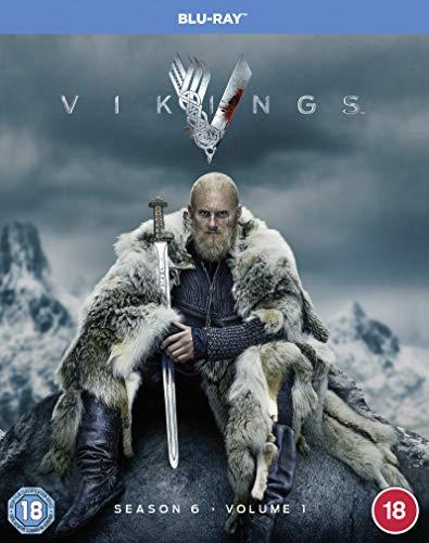 Vikings: Season 6 Volume 1 [Blu-ray] [2020] [Region Free]