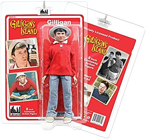 Gilligan's Island 8 Inch Action Figures Series 1  Gilligan by Figures Toy Company