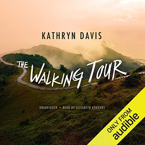 The Walking Tour audiobook cover art
