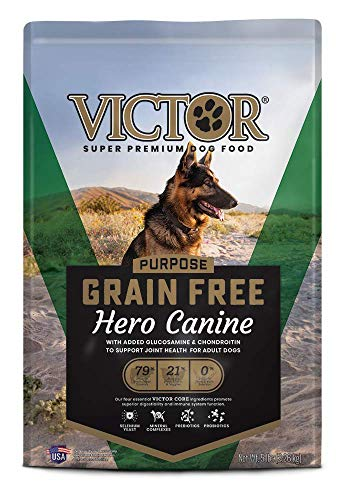 in budget affordable Victor's Purpose – Grain-Free Dog Hero, Dry Food for Dogs