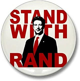 Stand With Rand Mini Button 1