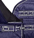 WALDHAUSEN Stalldecke Comfort Line, 200g, nachtblau, 145cm, nachtblau, 145 cm