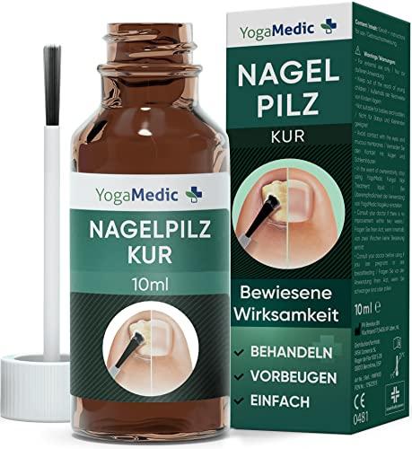 PK Benelux BV -  Nagelpilz Behandlung