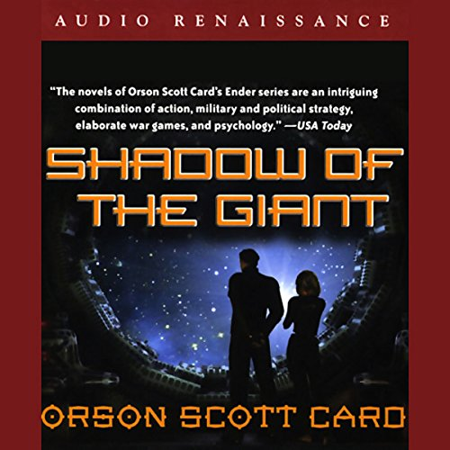 Couverture de Shadow of the Giant