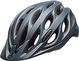 Bell - Casco de ciclismo unisex para adultos, Unisex, Non-MIPS, color Gris (Matt Lead), 54-61 cm