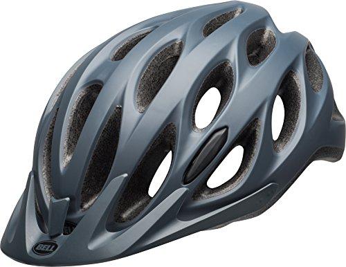 BELL Unisex– Erwachsene Tracker Fahrradhelm, mat Lead, Unisize