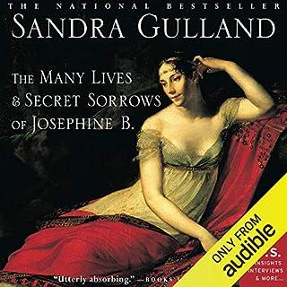 The Many Lives & Secret Sorrows of Josephine B. audiobook cover art