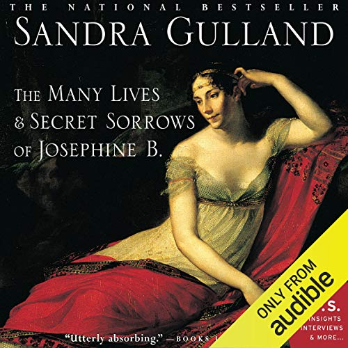 The Many Lives & Secret Sorrows of Josephine B.  By  cover art