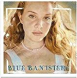 FEGASDF Amerikanische Sängerin Lana Del Rey Blaues