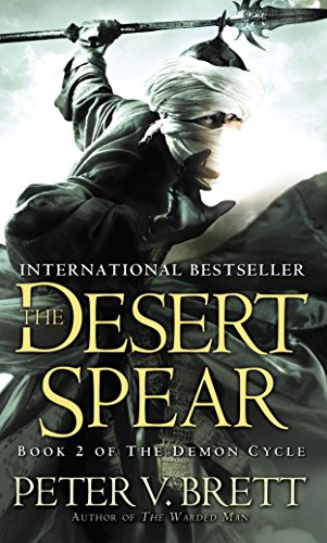 The Desert Spear: 002