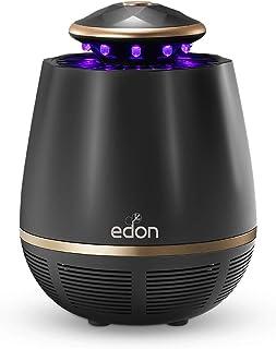Mata Asesino de Mosquitos UV, Ahorro de energía, fácil de Limpiar, Fuente de alimentación USB, para Interiores, Zapper de Insectos