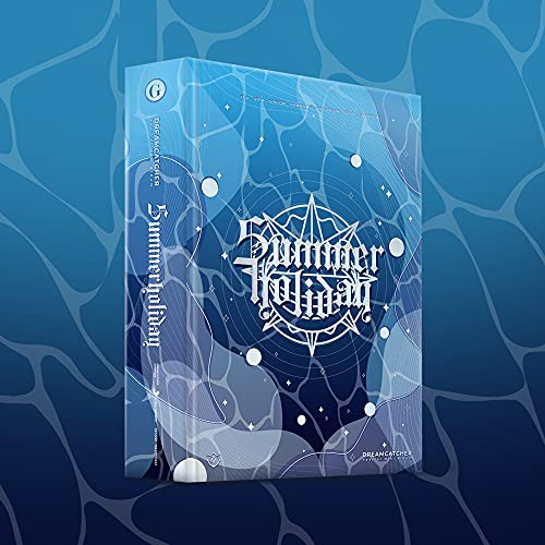 Dream Catcher – Summer Holiday [Limited Editon G ver.] Album+Extra Photocards Set