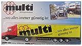Multi SB-Warenhäuser Nr. - Multi Süd & Multi Nord in Leer - Scania - Sattelzug