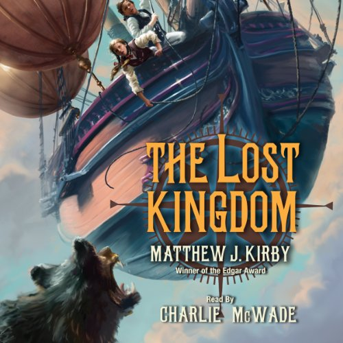 The Lost Kingdom Titelbild