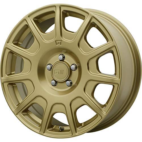 Motegi Mr139 15x7 5x100 15et Rally Gold Wheel