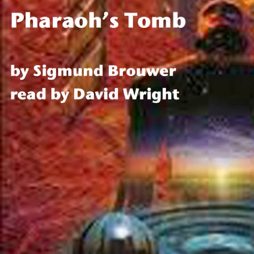 Pharaoh's Tomb audiobook cover art
