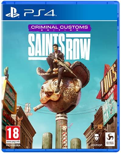 Saints Row Criminal Customs Edition (Esclusiva Amazon) - Other - Playstation 4