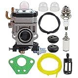 300486 Carburetor fits Earthquake E43 E43CE E43WC Auger MC43 MC43E Tiller MD43 WE43 WE43E Powermate PEA438 PCV43