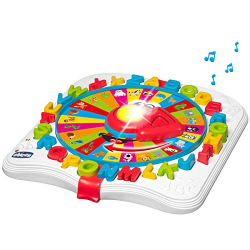 Chicco alphabetspiel Junior 40 x 41 cm Weiss
