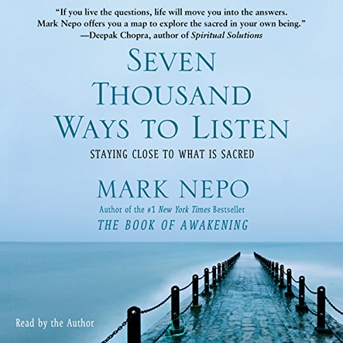 Seven Thousand Ways to Listen audiobook cover art