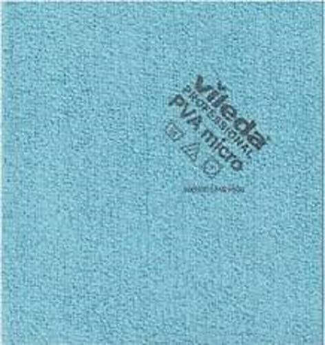 Vileda PVA Tuch Mikrofaser blau 38 x 35 Packungen mit 5 Stück