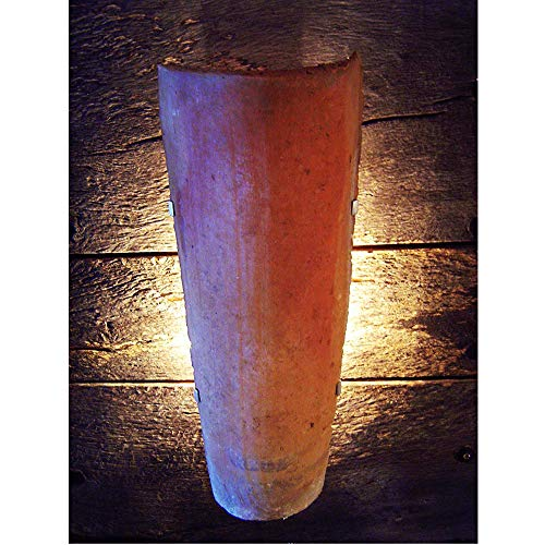 mediterrane Wandleuchte Wandlampe Dachziegelleuchte Dachziegellampe Lampe Leuchte alter Ziegel Spanien