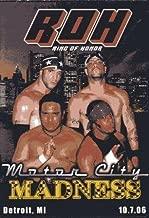 Ring Of Honor Motor City Madness Detroit, MI 10.7.06