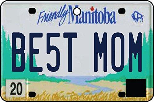 Ali Air Freshener Manitoba - Best Mom Nummernschild Auto Lufterfrischer