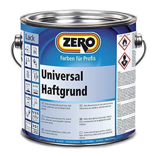 Universal Haftgrund/ Rostschutzgrund von Zero 750 ml Weiß
