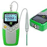 Dyrabrest Handheld Digital Tesla Meter Surface Magnetic Field Gauss Magnetic Flux Meter TD8620