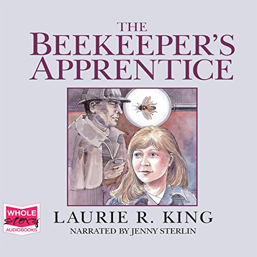 The Beekeeper's Apprentice cover art