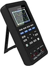 3in1 Handheld Digital Oscilloscope Signal Source Multimeter 70MHz 2CH+DMM+AWG 250MSa/s(Single-channel) 125MSa/s(Dual-channel)