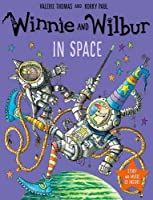 Winnie and Wilbur in Space with audio CD