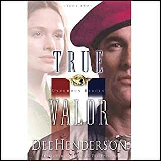 True Valor audiobook cover art