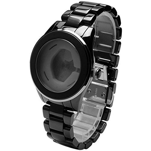 Keramische armband vervangende horlogekast voor Armani